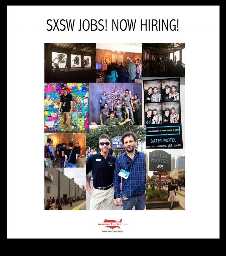 SXSW Jobs 2016