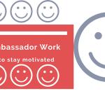 Motivational Tips for Brand Ambassadors