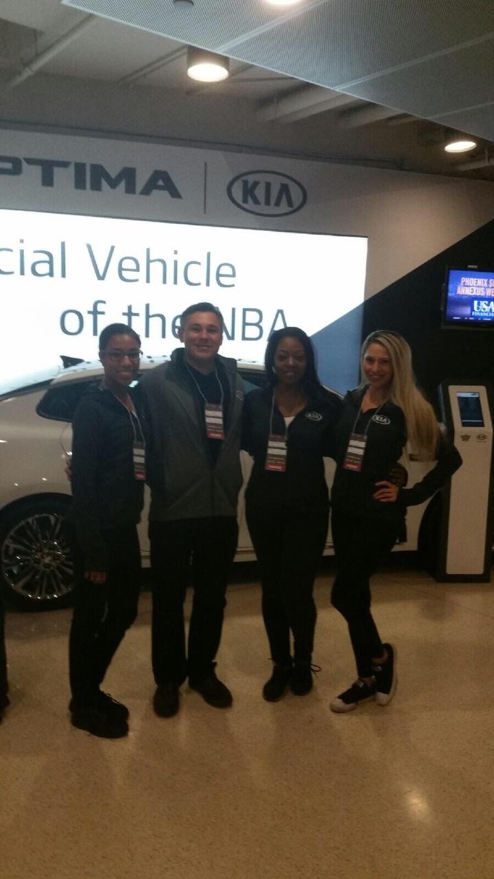 KIA Brand Ambassadors