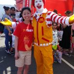 McDonald's Family Pavilion Washington DC Brand Ambassadors