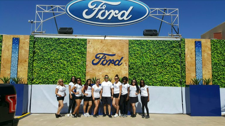 Ford Dallas Brand Ambassadors