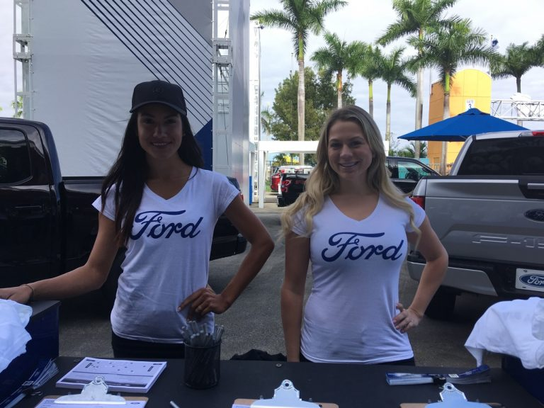 Ford Event Staffing Case Study