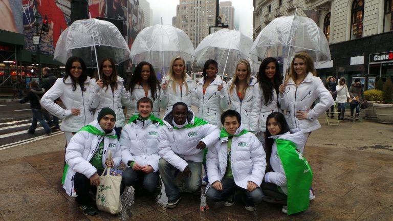 street team staffing