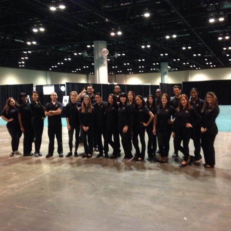 convention staffing