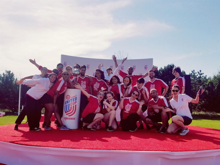 Target United Cup Event Staff