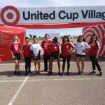 Target United Cup Brand Ambassadors