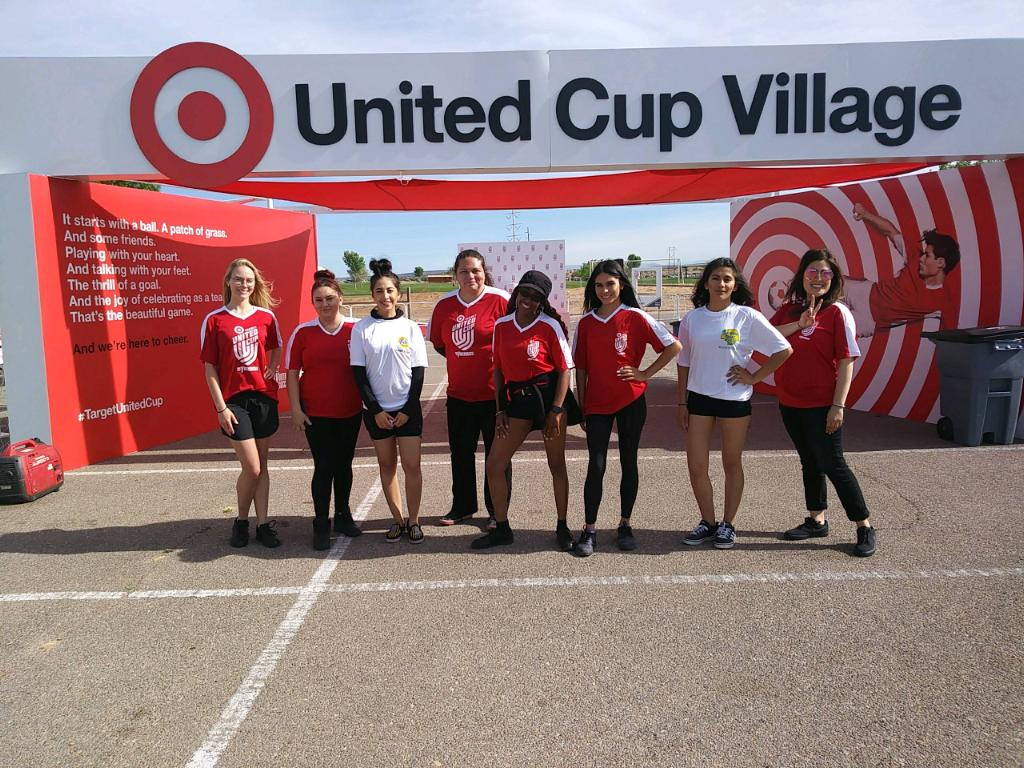 Target United Cup Brand Ambassadors
