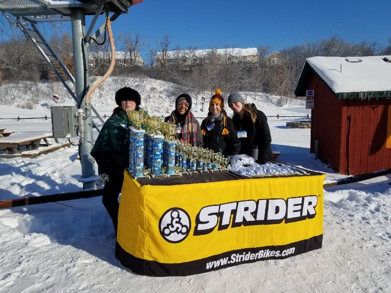 Strider Bikes Event Staffing Case Study