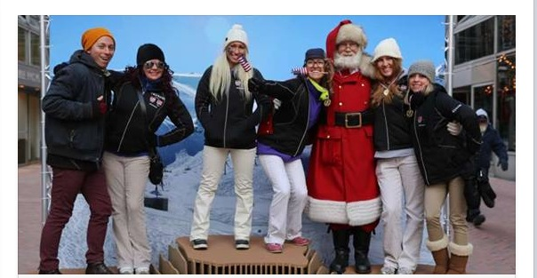 Holiday Experiential Marketing