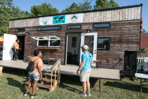 Tiny Houses in Experiential Marketing
