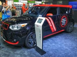 CES Automotive Tech