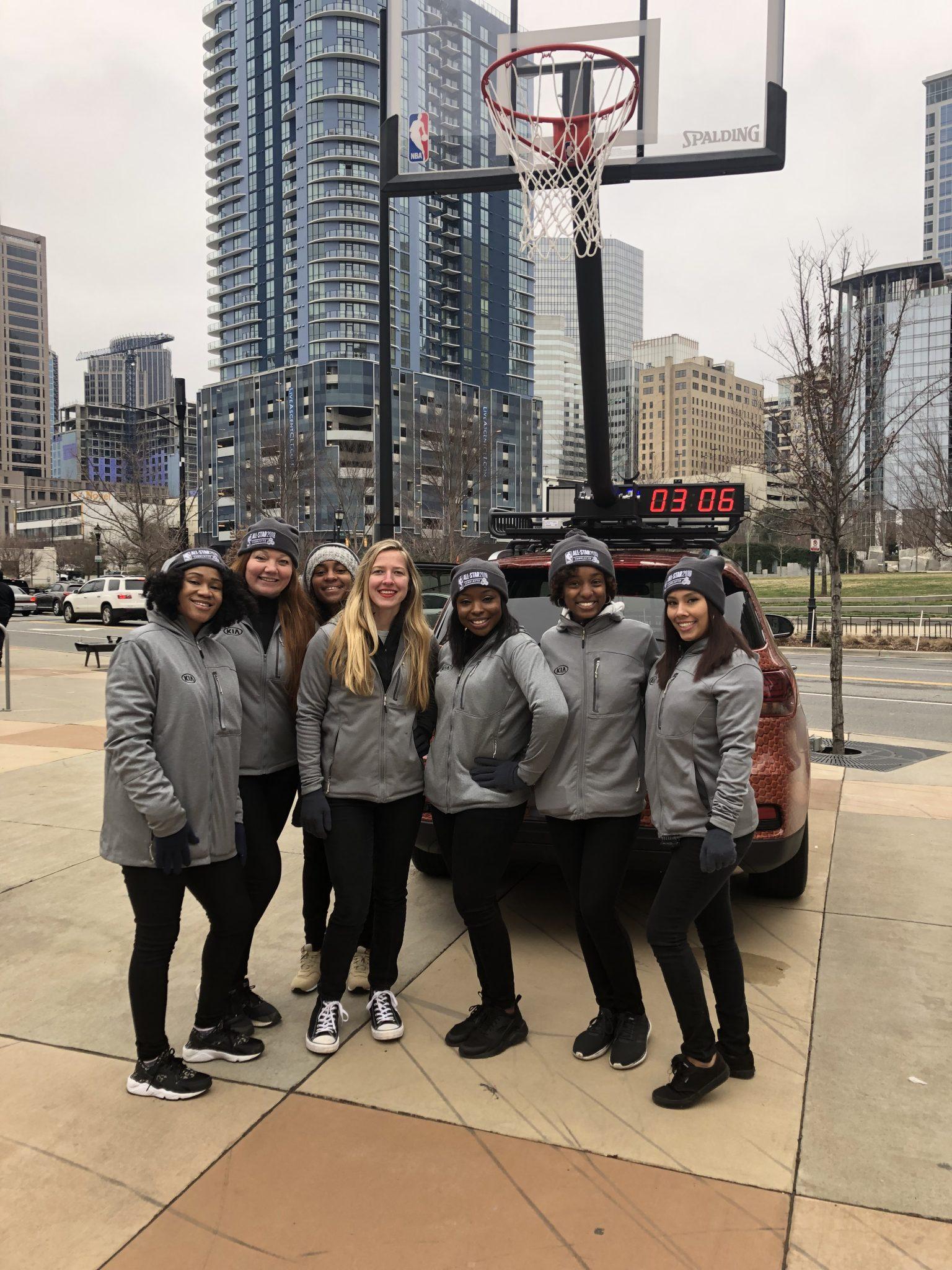 Kia NBA All-Star Brand Ambassadors
