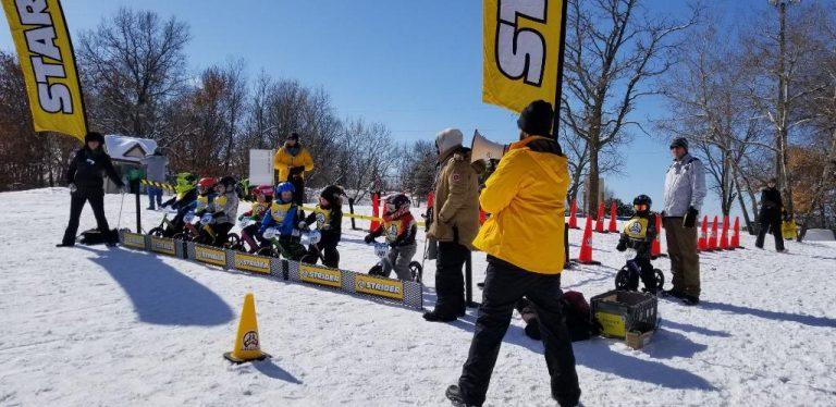 Event Staffing Minnesota: Strider Snow Cup