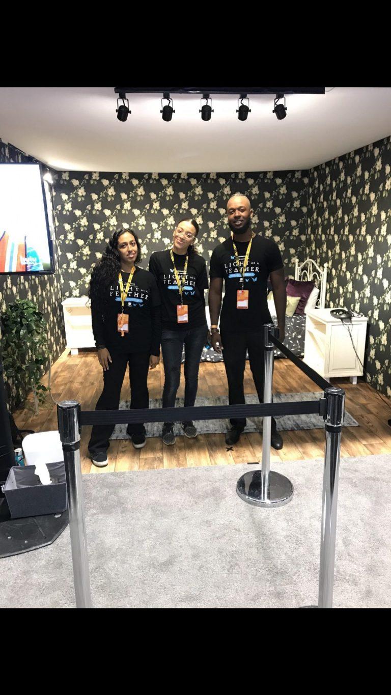 event staff