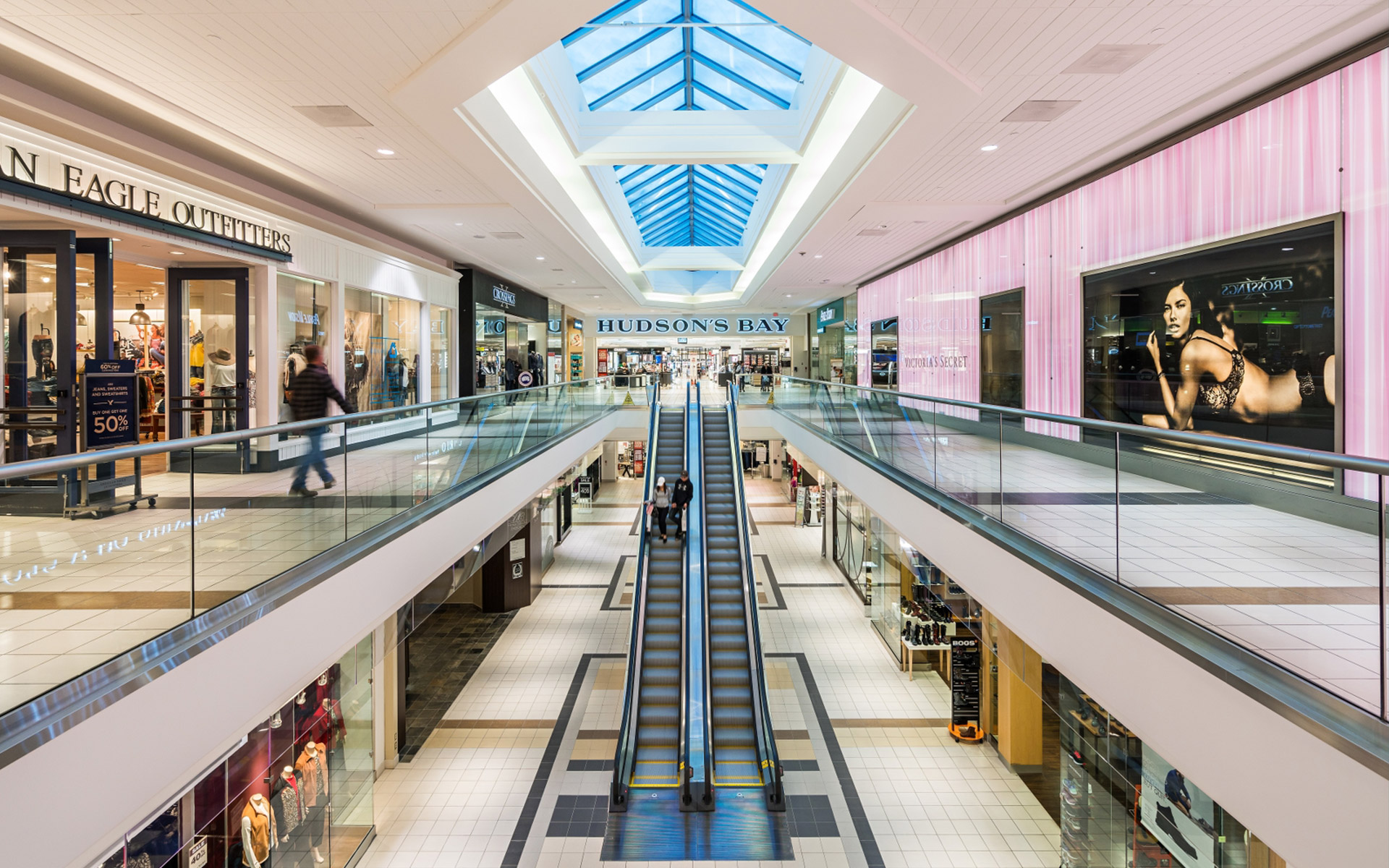 experiential retail saved this mall brand