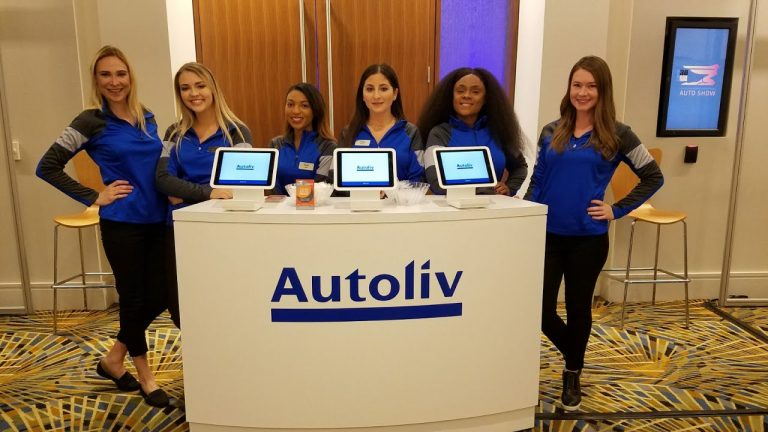Automotive Event Staff