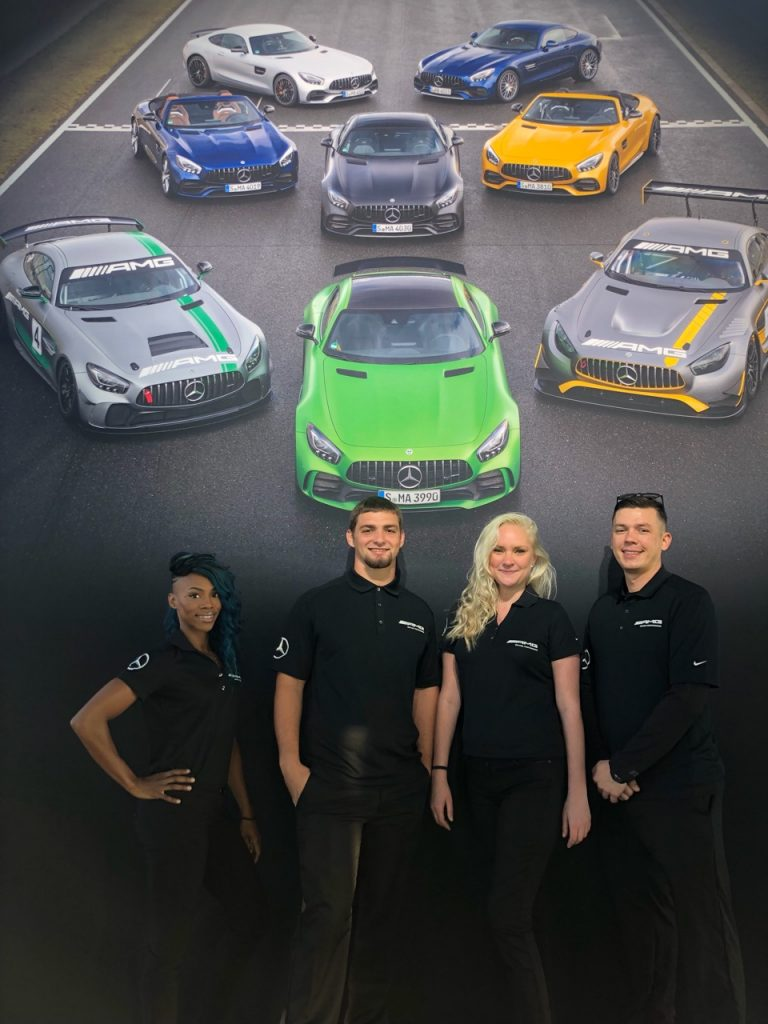 automotive event staffing