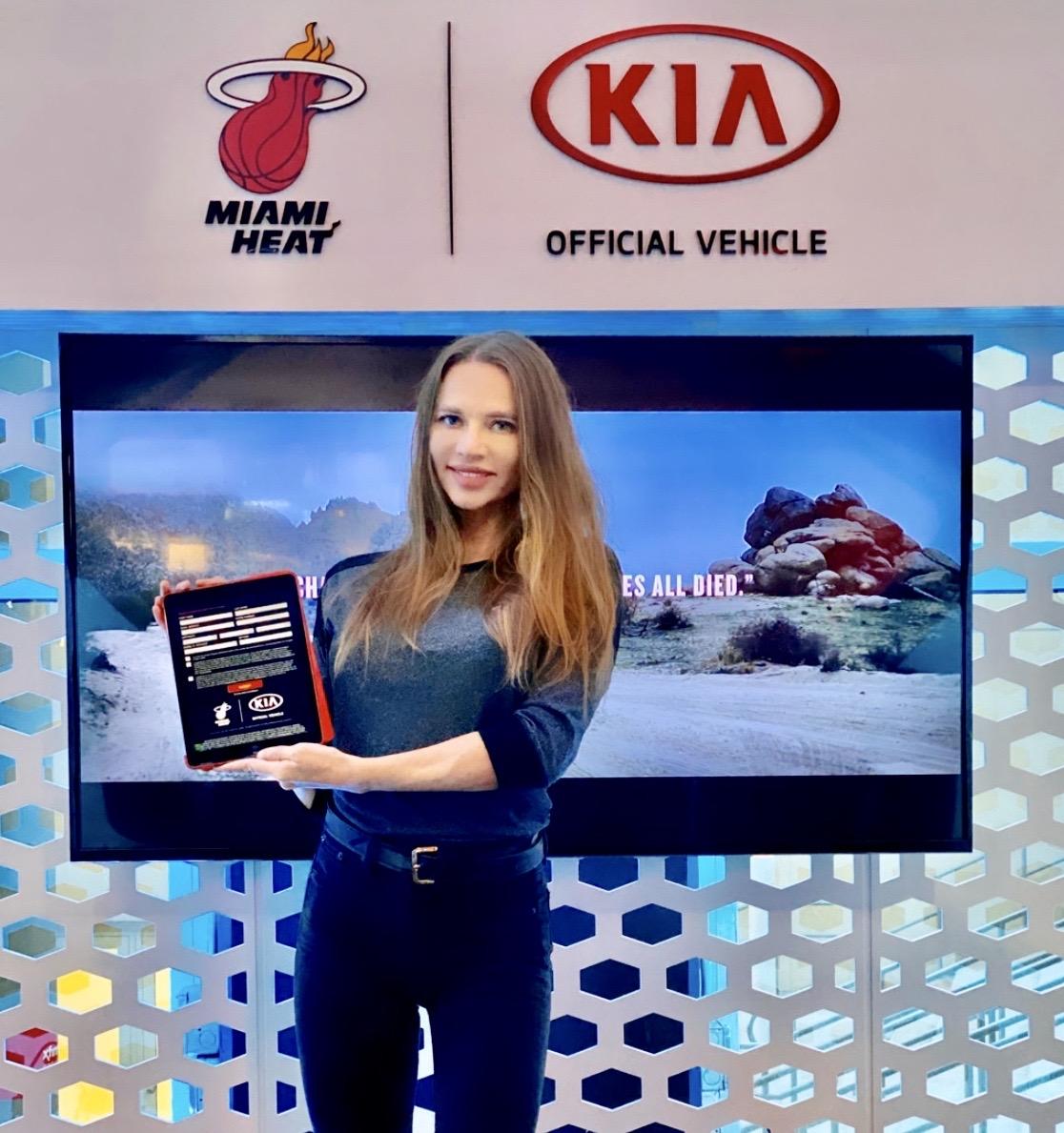 ATN Brand Ambassador of the Month: Victoria, Miami, FL