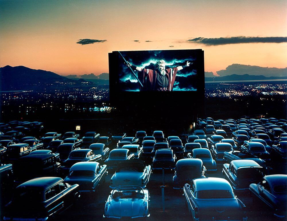 drive-in brand experiences