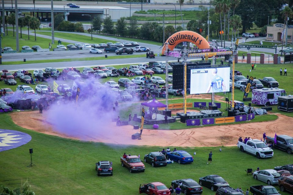 Continental Drive-In Event Experience