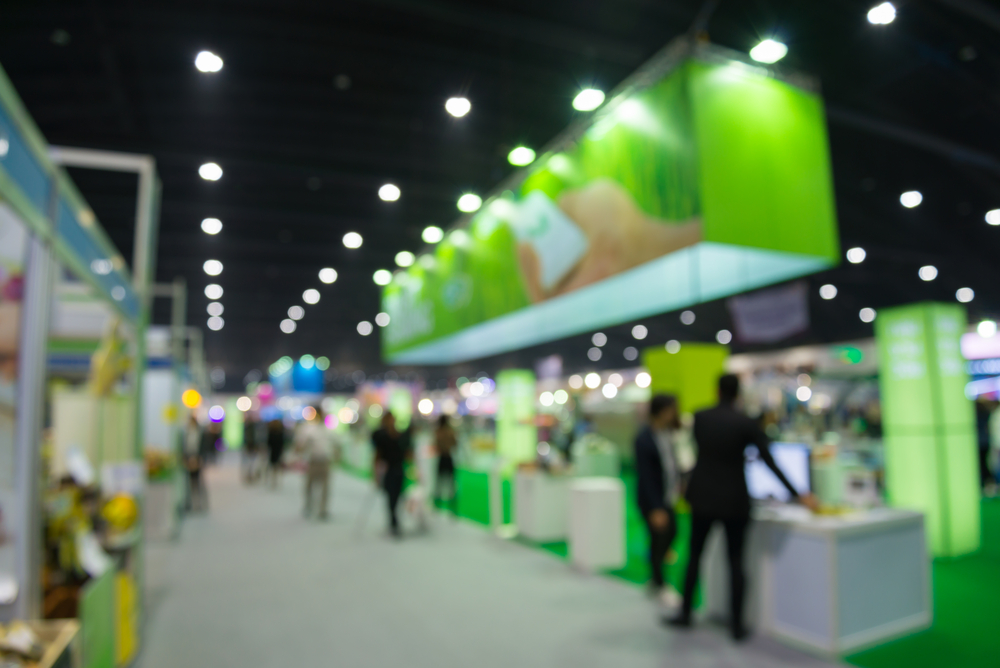 survey says that people are ready to attend trade shows