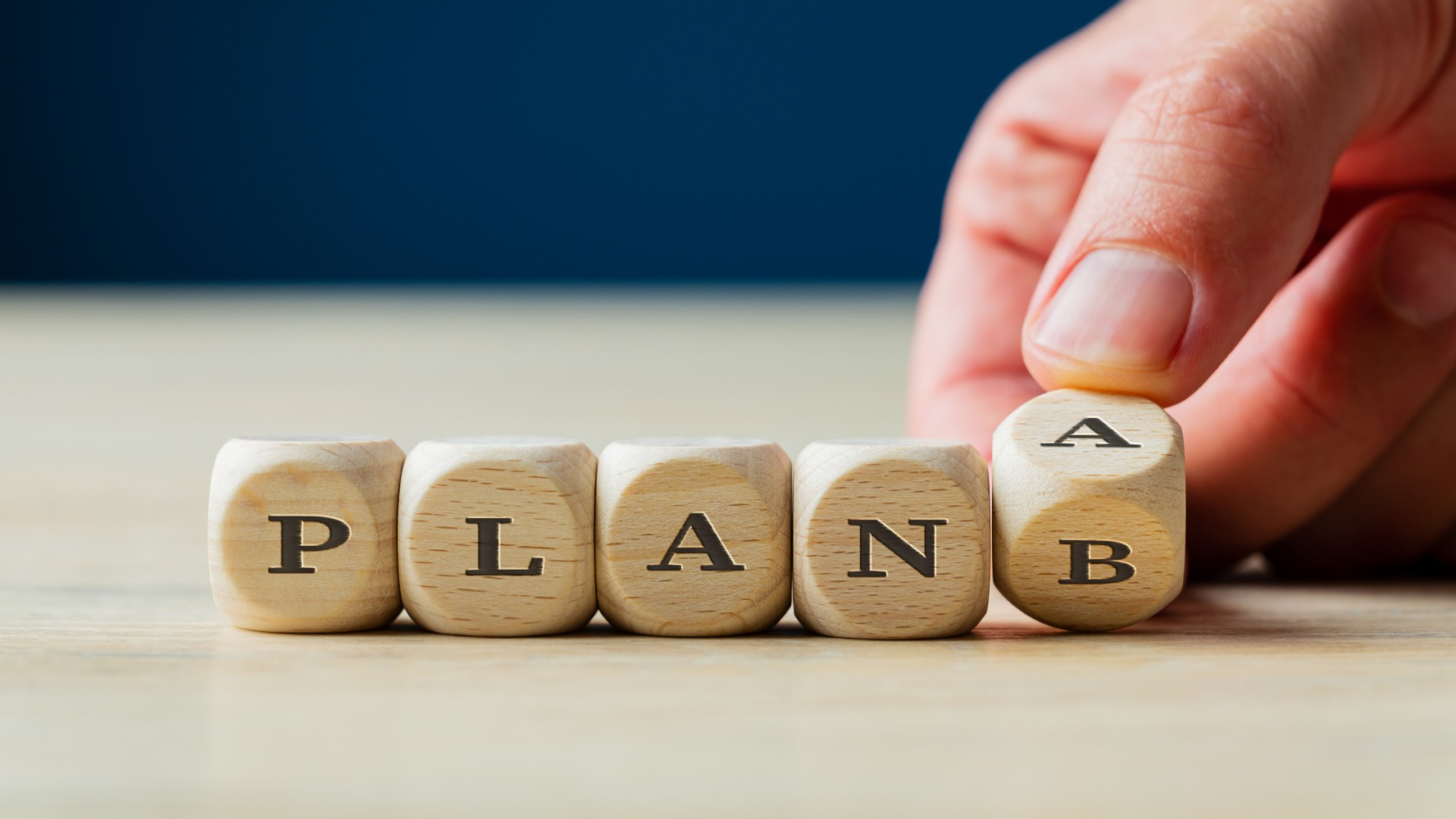 the importance of a contingency plan in experiential marketing