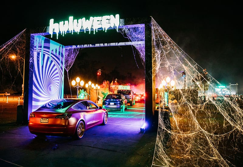 Drive-Thru Events in Experiential Marketing