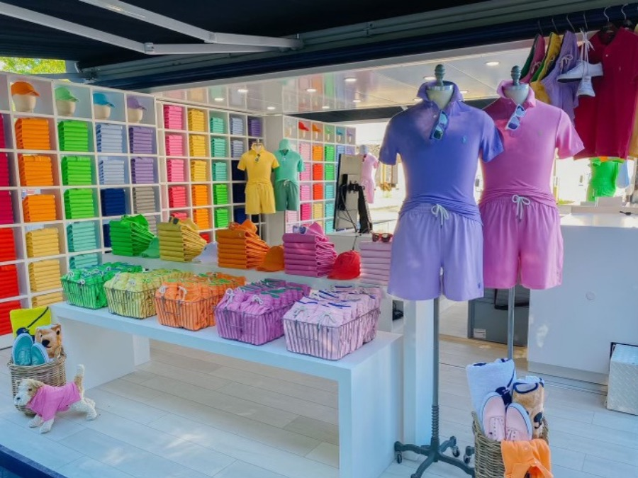 Polo Pop-Up Retail Experience
